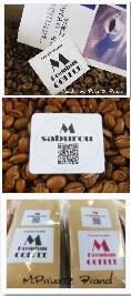 M Premium coffee