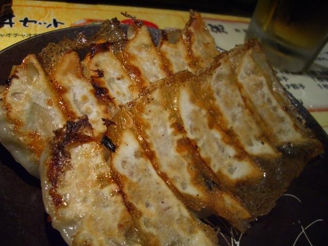 Mのおやつ 千里中央 「浪花ひとくち餃子 餃々(チャオチャオ)」