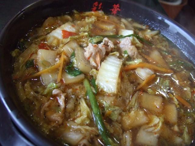 スタミナ抜群のラーメンと丼! 奈良市 「彩華」