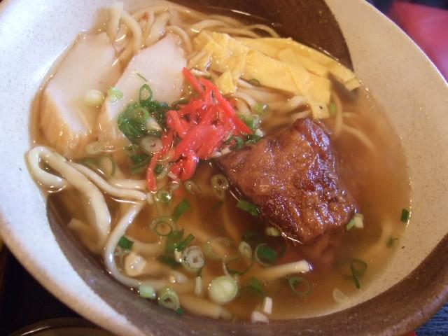 暑いときこそ沖縄料理! 同心 「創嬉屋(そうきや)」