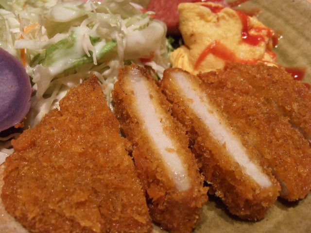 オープンしたての本格沖縄料理屋 阪急八番街 「ちゃんぷる~家」