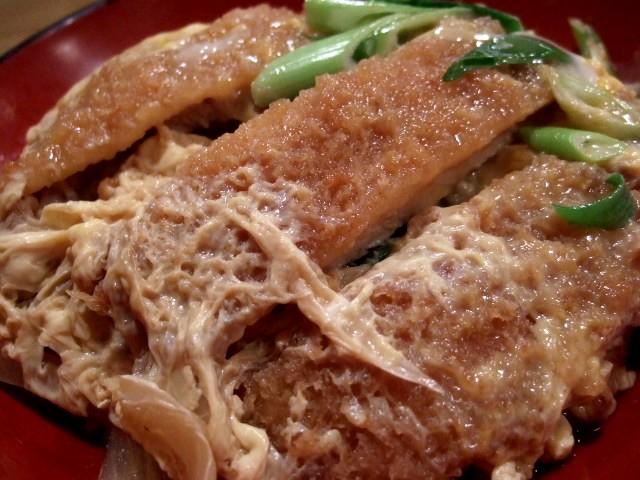 やっぱり旨かった蕎麦屋のかつ丼 高槻市 「神農そば」
