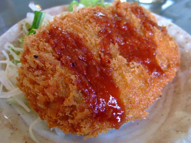 関西一美味しいミンチカツ!そして・・・ 東大阪市 「助春」