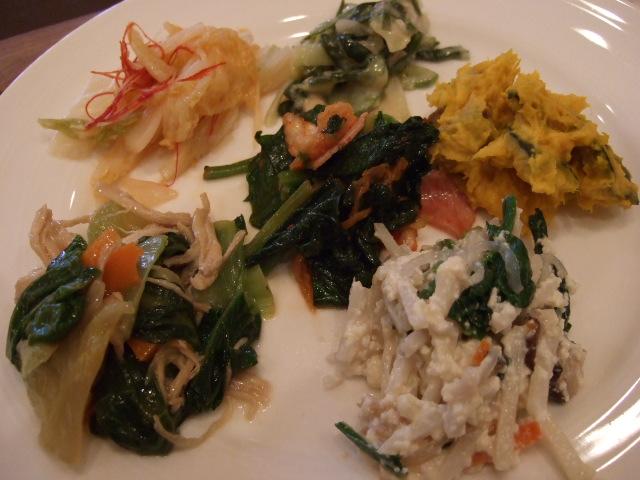 野菜が主役のバイキング 堺市 「ナチュラルガーデン」