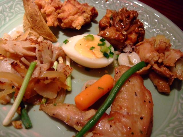 とてもお得なタイ料理ビュッフェ ハービスPLAZAエント 「サヌック」