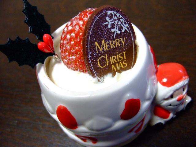 Mのおやつ クリスマス限定ケーキ 豊中市 「ムッシュマキノ」