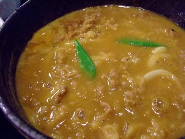 麺もスープも旨かったのですが・・・ 阪急三番街 「兎麦」