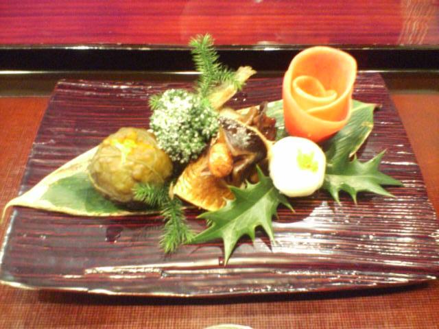 京都一予約が取れないお店なのに・・・ 京都 「草喰なかひがし」