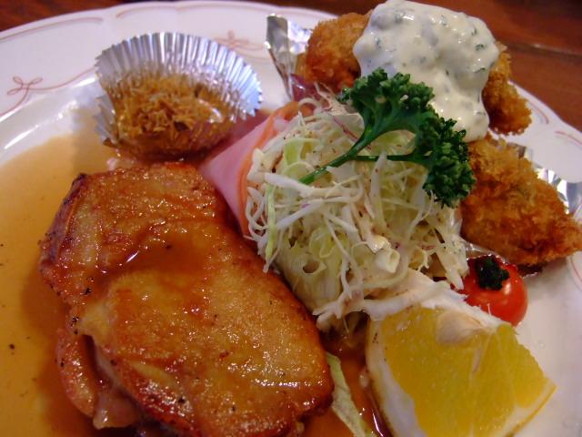 またまた呼ばれたので・・・ 神山町 「洋食の店 ア・ラ・カルト」