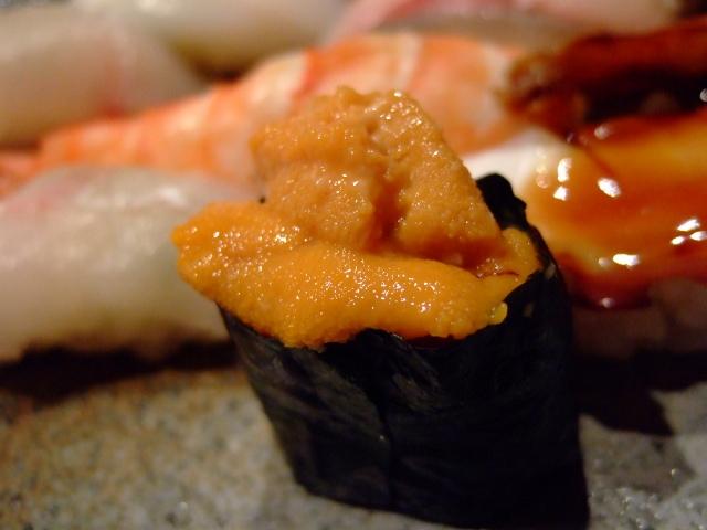 贅沢気分の北新地カウンター寿司 「寿司一筋 侘寂(わさび)」