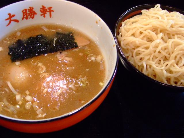 大人気のつけ麺 神山町 「大阪大勝軒」