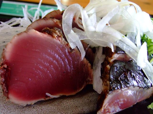 Mのおやつ 焼きたての絶品たたき 高知県須崎市 「かわうその里すさき」
