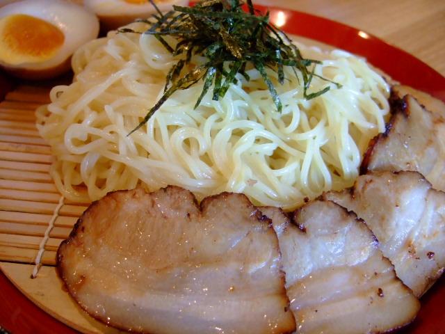 夕方ランチの爽やか~な麺! 兎我野町 「らー麺 藤平 梅新店」