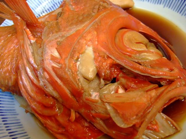新鮮な魚の煮つけが旨い! 築地 「かとう」
