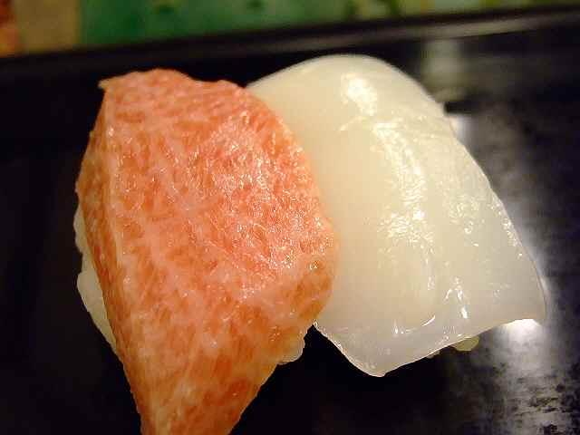 東京最終日の朝ごはんは豪勢に・・・ 築地 「龍寿司」