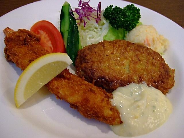 ハンバーグが旨い高級洋食店 天保山 「ビーハイブ」