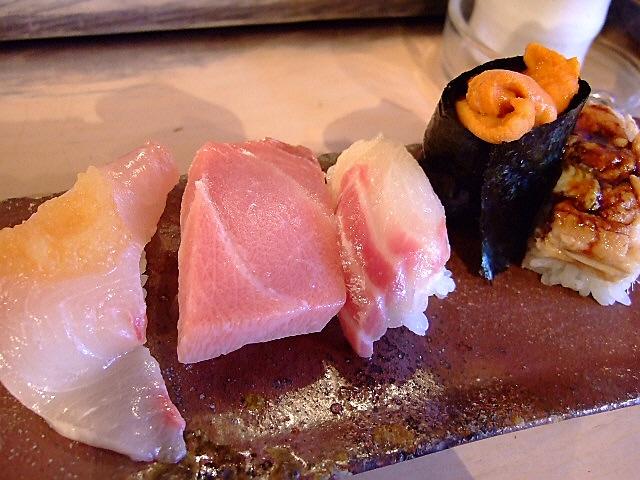 市場名物つかみ寿司 大阪中央卸売市場 「ゑんどう寿司」