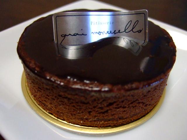 Mのおやつ 大人気パン屋さんプロデュースのケーキ屋さん 「パティスリー ケ モンテベロ」