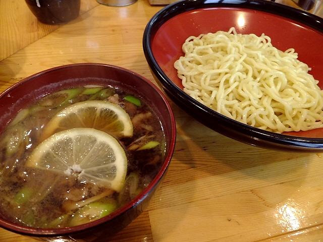 鴨肉つけ麺の専門店 京橋 「鴨屋 鴨いち」