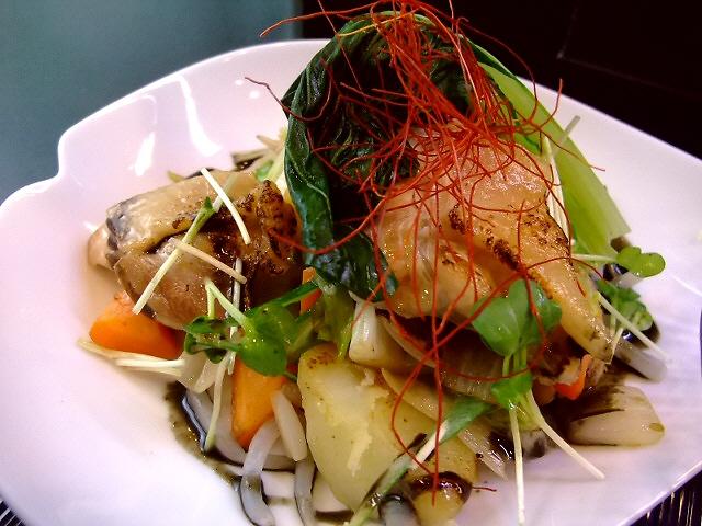 とことんこだわった食材の料理が絶品です! 中央区高麗橋 「旬菜 桜花」