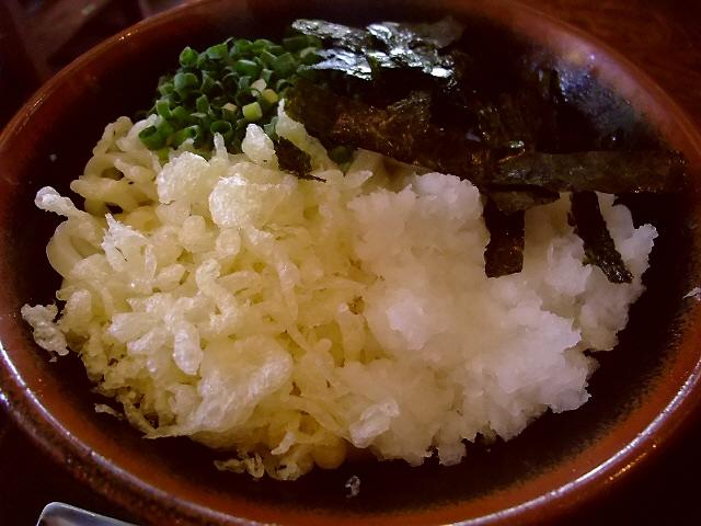 ツヤツヤのうどんがとても美味しいです! 天王寺区 「喜久三亭 川福」