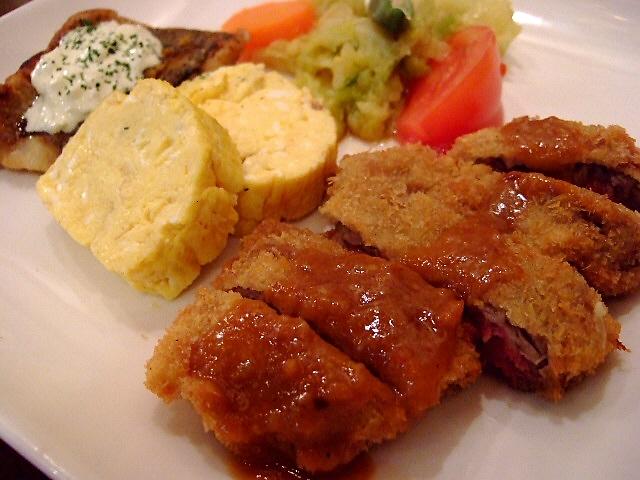 お洒落な洋食屋さんのお得なランチ 福島区 「yokoo」