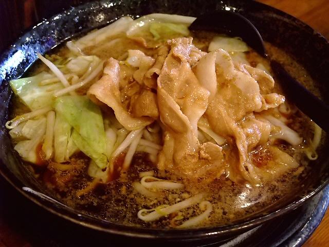 完全に病み付きです(^^  寺田町 「麺屋 わっしょい」