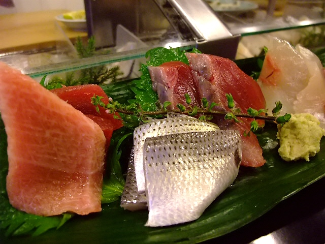 久々に築地のお寿司を満喫しました! 築地市場内 「龍寿司」