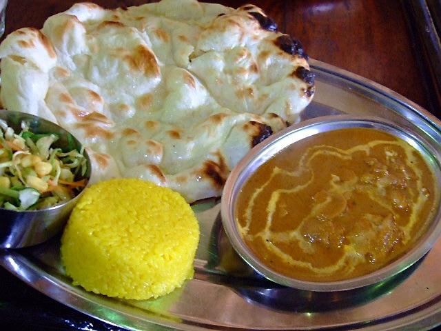 人気のインド料理で激辛ダブル! 福島区 「ガナパティ」