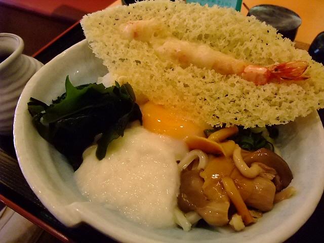細いのに驚くべき剛麺! 豊中市 「えん」