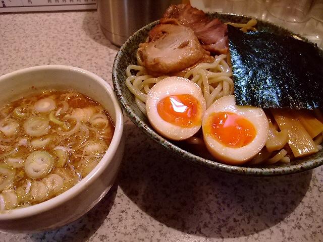 完成度の高い絶品魚介つけ麺 東大阪市 「らぁめん たむら」