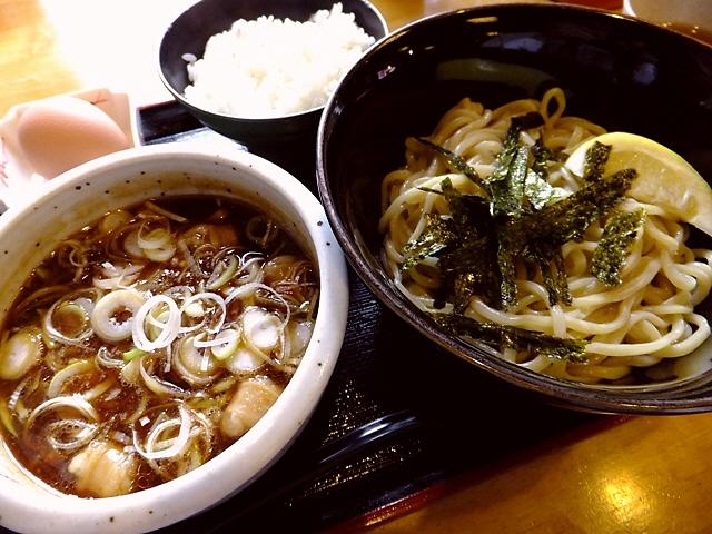 レベルの高いつけ麺が食べられます! 中央区博労町 「宮崎郷土料理 どぎゃん」