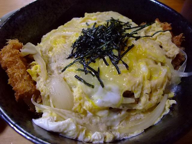 かつ丼も美味しくてお得でした! 天王寺区細工谷 「とんかつ たわら」