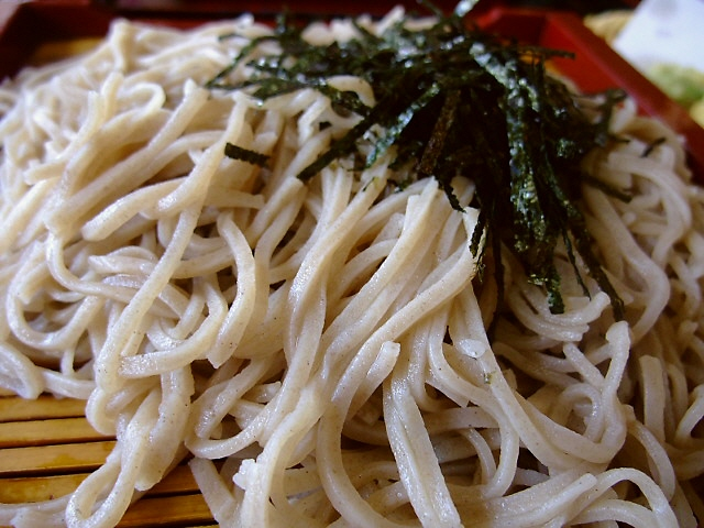 本場の香り高い味わい 長野県 「そば庄」