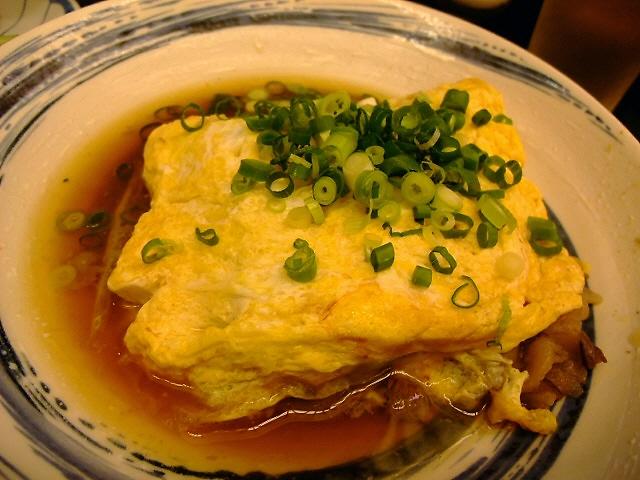 こちらの肉巻きも旨かったです! 大阪木津卸売市場 「三ツ輪食堂」
