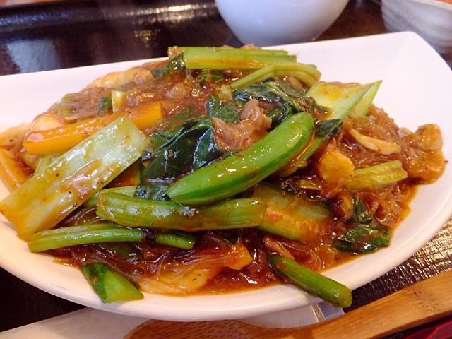 本格中華のお手軽ランチ 西区江戸堀 「中国菜館 水晶」