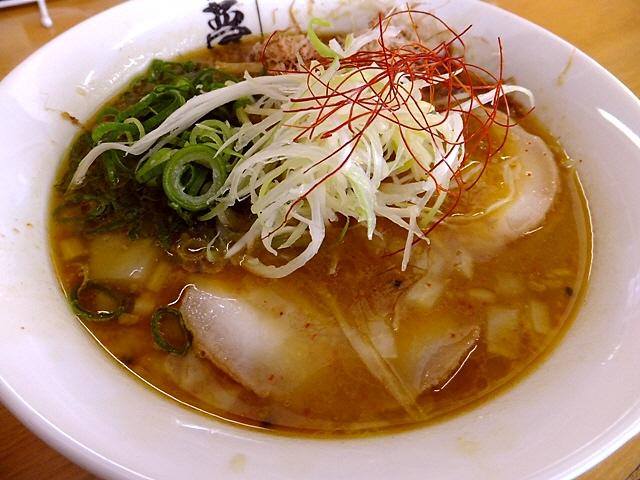 名店のフランチャイズ店はさすがに安定した旨さです    茨木市  「夢風 茨木安威店」