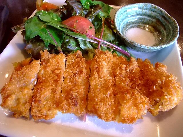 REVOグループの洋食屋さんでランチ営業が始まりました! 西成区 「Dining 町家」
