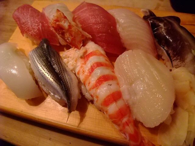 久しぶりの築地市場で絶品寿司を満喫! 築地市場内 「弁富寿し」