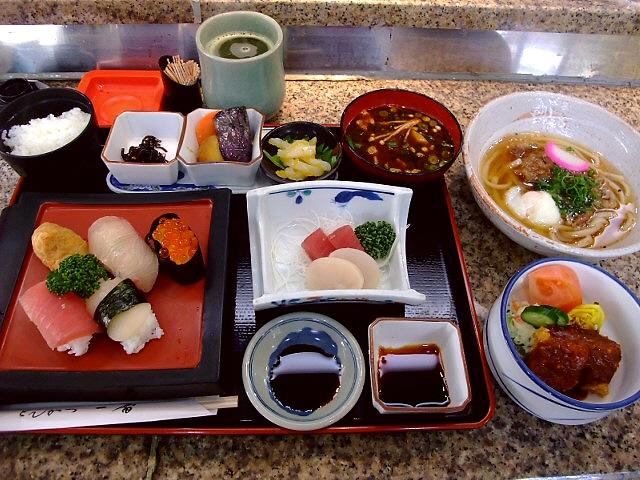 とんでもなくお得な定食を食べてきました! 西成区 「大番鮨」