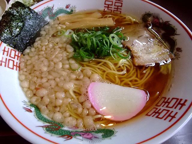 非常に完成度の高い黄そばです! 中央区博労町 「宮崎郷土料理 どぎゃん」