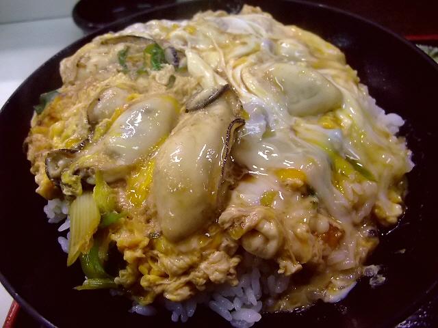 念願の冬季限定の丼を食べてきました 日本橋 「まる栄」