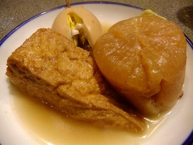 Mのちょっと一杯  老舗の関東煮の味を守り続けています  新梅田食道街   「たこ梅 北店」