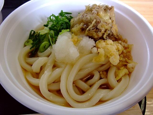 遠くても、大行列でも行く価値大のうどん屋さん 京都府 「田中製麺所」