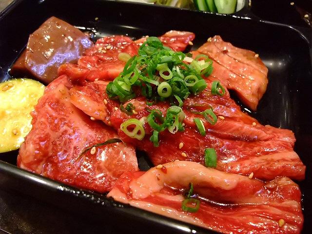 老舗焼肉店のランチはとてもお得です 京橋 「松井」