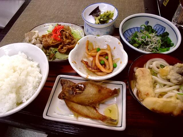 ボリューム満点の驚異の日替わり定食はやっぱり偉大でした! 東天満 「梅香」