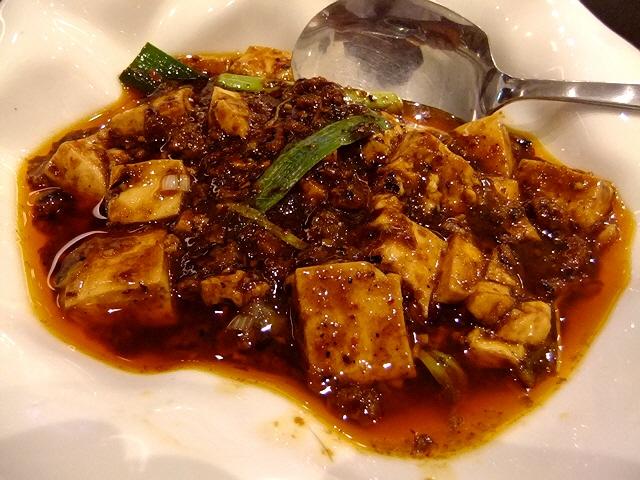 史上最強に痺れる麻婆豆腐をいただきました!  梅田  「名家 華中華 ハービスENT店」