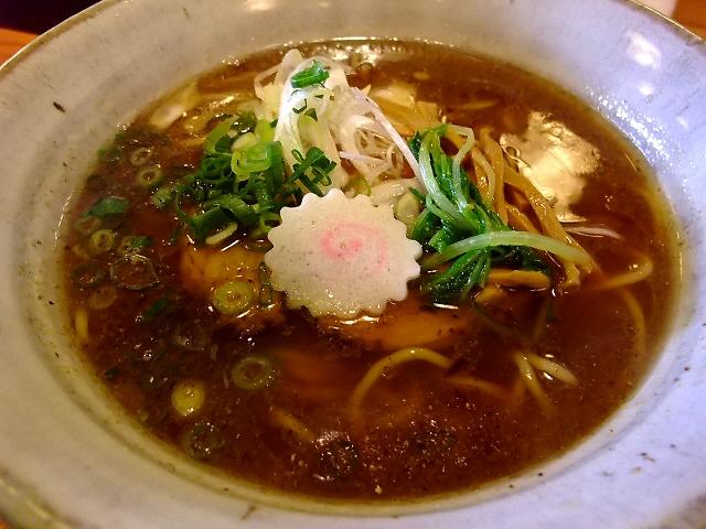 濃い~くて旨いです! 吹田市 「麺家 麺一献」