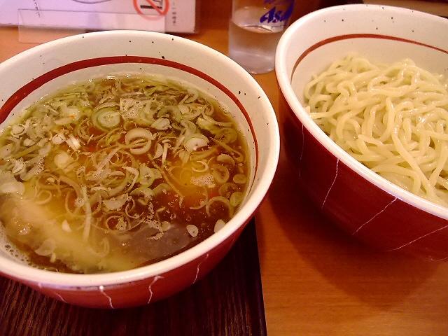 念願のつけそば食べてきました! 江坂 「麺屋 えぐち」