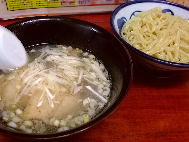 下町の中華であまりにもレベルの高いつけ麺が食べられます! 豊中市 「来夢来人」